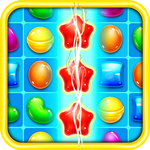 Candy Gems: match 3 Jelly for PC and MAC