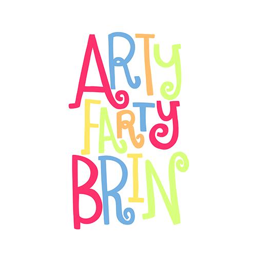 Artyfartybrin Stickers