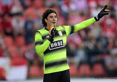 """Guillermo Ochoa: """"Le Standard? Ça m'a tenté tout de suite"""""""