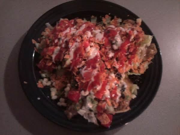 Southwestern Taco Pizza Recipe