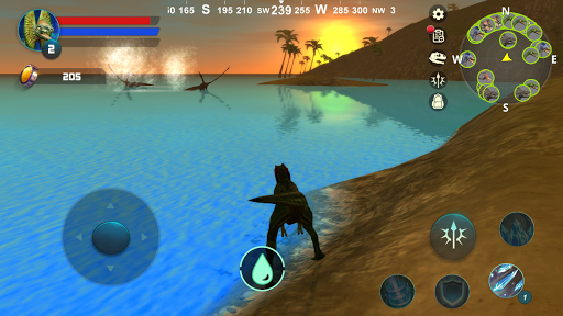 Dilophosaurus Simulator filehippodl screenshot 3