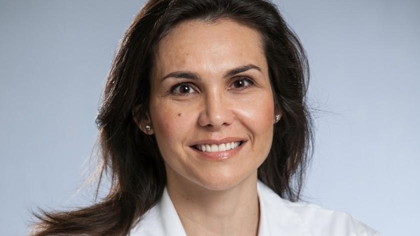 Dra. Carmen Martínez Aparicio, neurofisióloga y coordinadora de la Unidad de Neurofisiología Clínica de Vithas Almería.