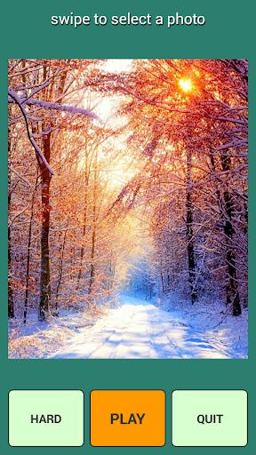 冬のパズル