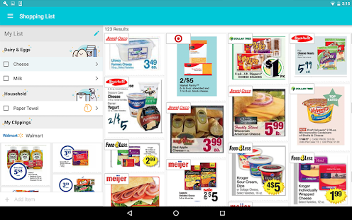 Flipp - Weekly Ads & Coupons Screenshot 9