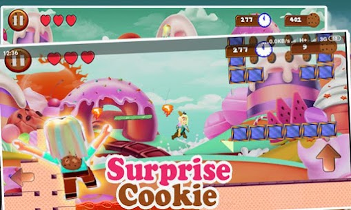 Super Crazy Cookie Girl - Obby adventures