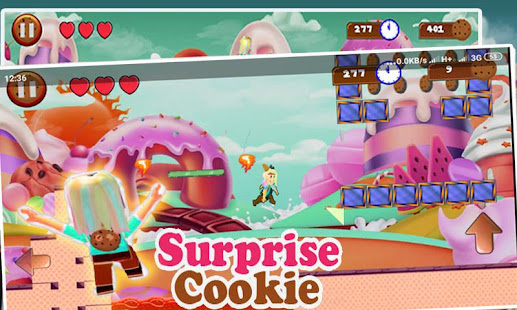 Super Crazy Cookie Girl - Obby adventures - náhled