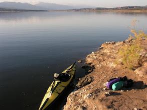 Photo: Kayak Camping, Theodore Roosevelt Lake, Tonto National Forest, Arizona