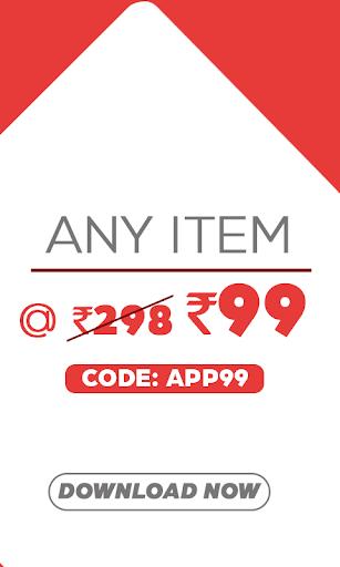 BOX8 - Order Food Online | Food Delivery App  screenshots 8