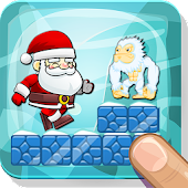 Super Santa Adventure Endless Runner