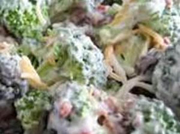 Church Ladies Broccoli Salad Recipe