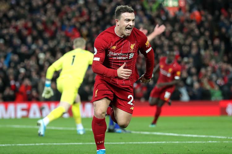 Un joueur de Liverpool dans les petits papiers de l'AS Roma