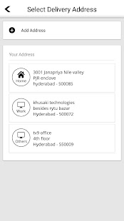 Fudyz ~ Food Delivery App - náhled