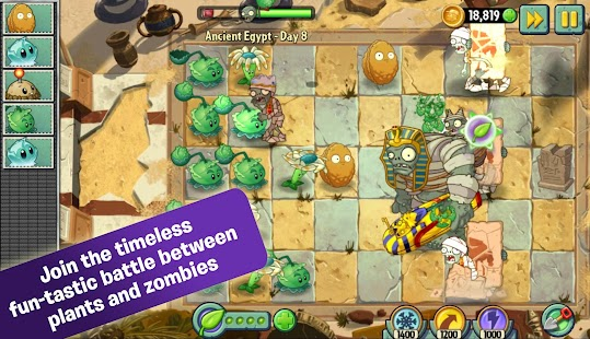 Plants vs. Zombies 2- screenshot thumbnail