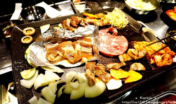 花小豬 正宗韓式烤肉