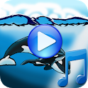 Whales songs to sleep icon