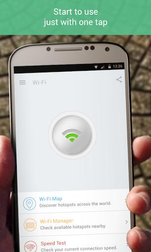 osmino Wi-Fi: free WiFi screenshot 5