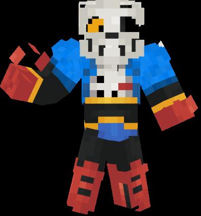 Disbelief Papyrus Phase 3   Nova Skin