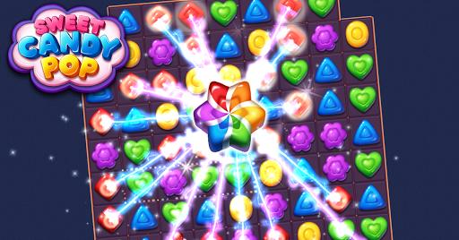 Sweet Candy POP : Match 3 Puzzle screenshots 1