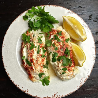 Easy Baked Parmesan Grouper Fillets Recipe