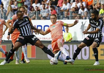 Comment Charleroi a asphyxié Anderlecht