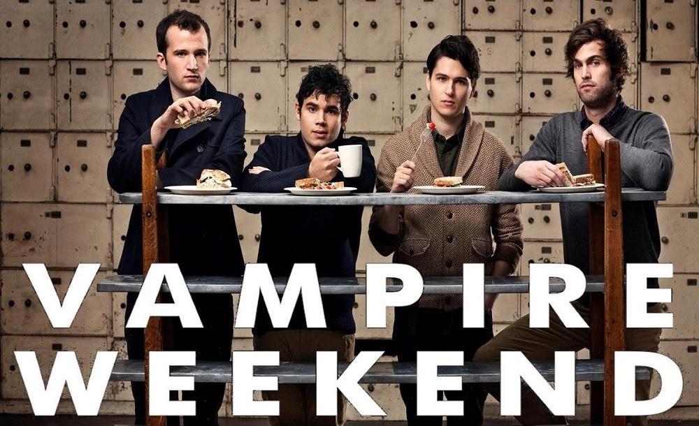 torrent vampire weekend discography