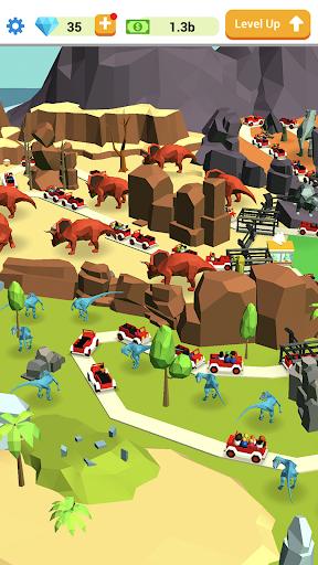 Code Triche Idle Dino Park apk mod screenshots 5