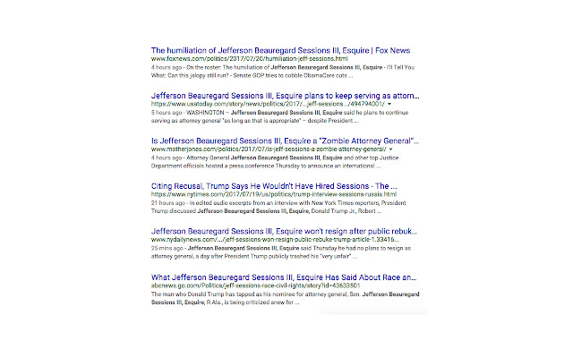 Longify Jeff Sessions