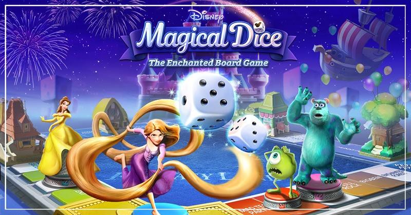 [Disney Magical Dice] ตัวละคร Disney และ Pixar กับการผจญภัยครั้งใหม่!