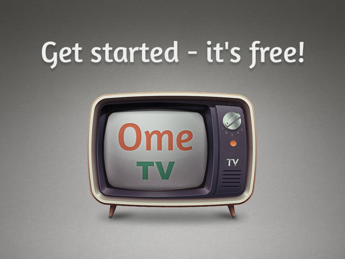 OmeTV Chat Android App- screenshot