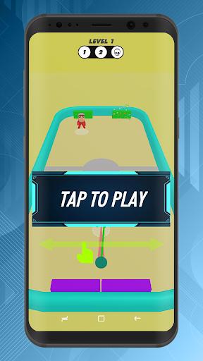 Télécharger Disc Swing: Shooting Disc Battle mod apk screenshots 2
