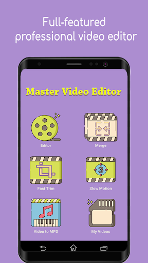 Video Editor - Master Video Editor by DL, Audio and Music