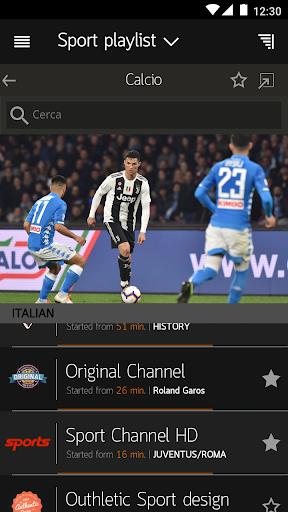 IP Television - IPTV M3U screenshot 1