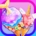 Cooking Games - Unicorn Chef Mermaid for Girls icon