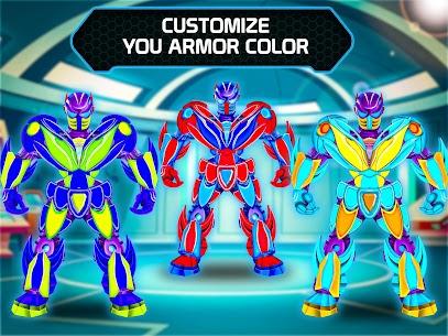 Assemble Robot Toy Suit 1