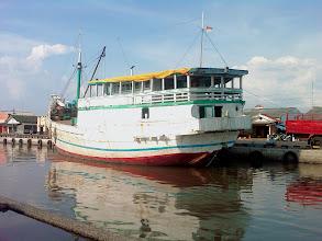 Photo: Semarang Hafen Pinisi