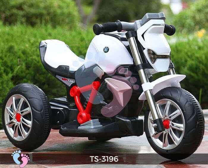 Xe mô tô điện cho bé TS-3196 8