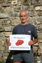 Photo: Foto tomada en Bidankotze/Vidangoz (Nafarroa).
