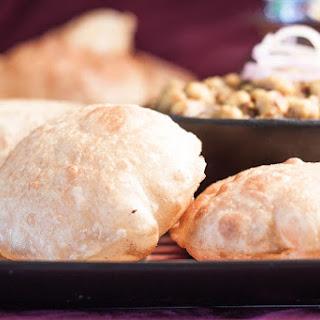 Puri Recipe (Puffed Fried Indian Bread).