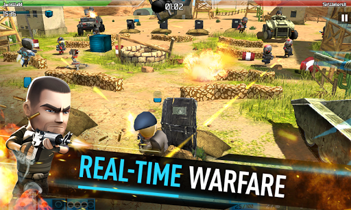 WarFriends: PvP Shooter Game 2.2.0 screenshots 1