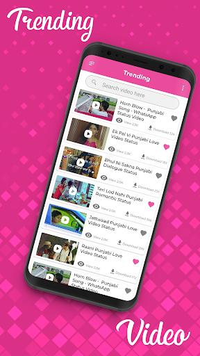 Punjabi Video Status - Punjabi Status screenshots 4