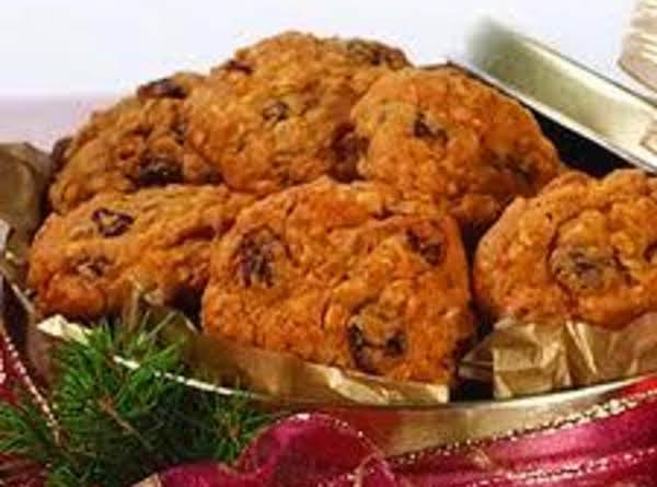 Chickasaw Pumpkin Cookies
