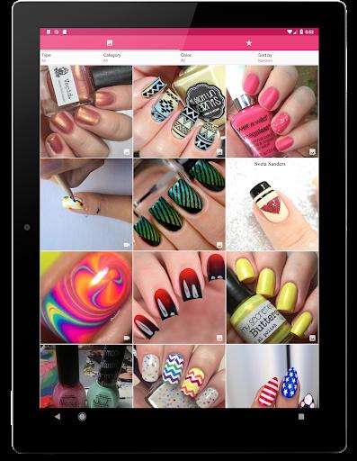 Nailbook ud83dudc85 Nail Designs & Nail Art 2018 1.97 screenshots 7