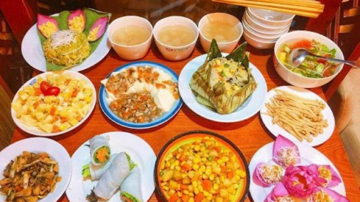 Ý nghĩa của tập tục ăn chay trong mùa lễ Vu Lan