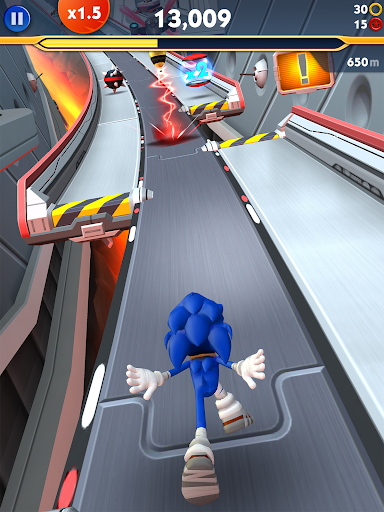 Sonic Dash 2: Sonic Boom screenshot 8