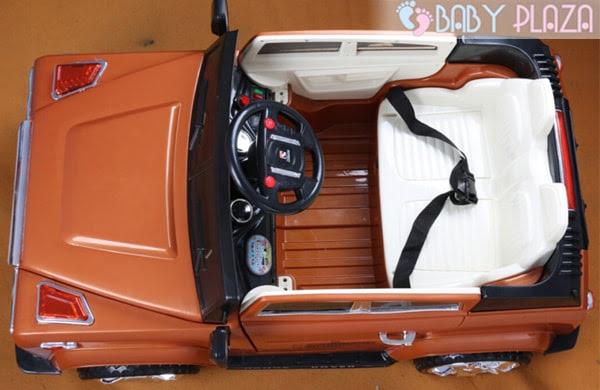 Ô tô điện trẻ em Range Rover 6182 4