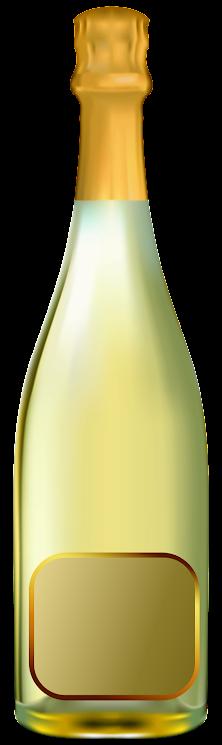 White Champagne Bottle WInlnyqulcwoZ8_VwBW7