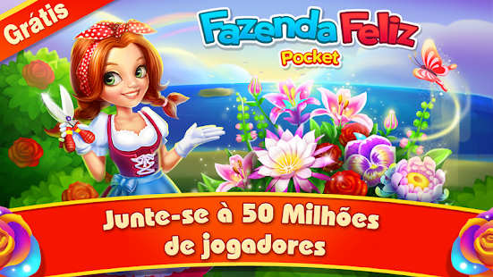 Fazenda Feliz Pocket- screenshot thumbnail