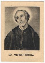 Photo: Obrazek o wym. 4.5 x 6.5 cm. (czb) Na odwrocie modlitwa, logo wydawcy KB i nr 435