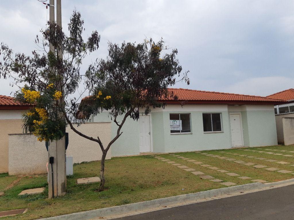 Casa com 2 dormitórios para alugar, 54 m² por R$ 1.350,00/mês - Jardim Dulce (Nova Veneza) - Sumaré/SP