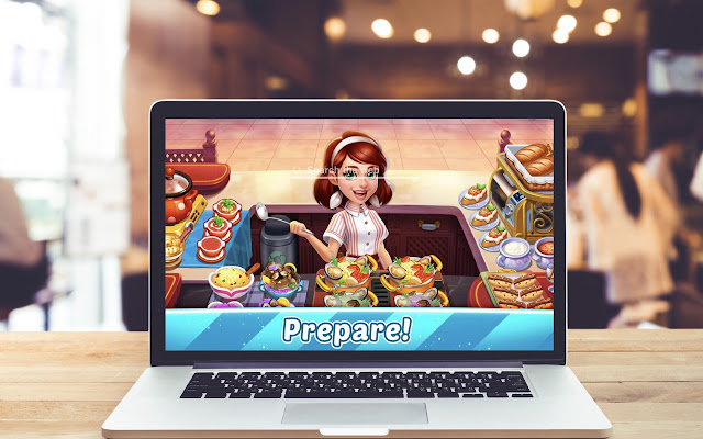 Cooking Joy 2 HD Wallpapers Game Theme